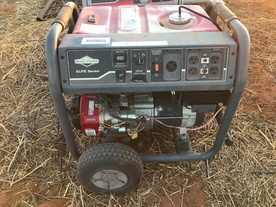 Briggs & Stratton Elite Series 7000 Watts Generator
