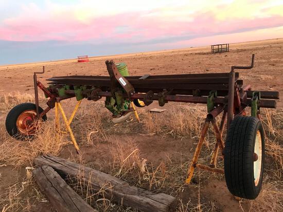 John Deere 71 Flex 4 Row Planter