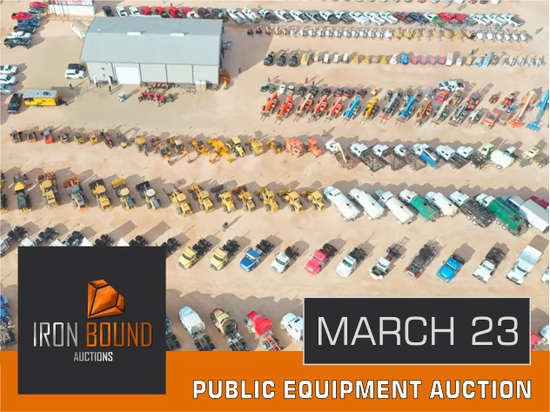 Day 1 March 2021 Public Equipment Auction