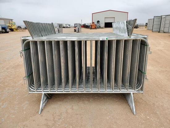 Unused Lightweight Barricade