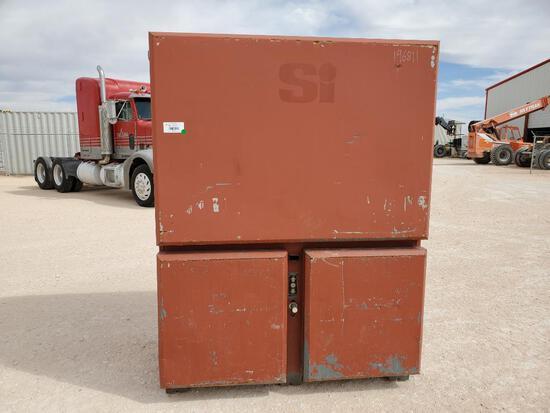 Job Site Tool Storage