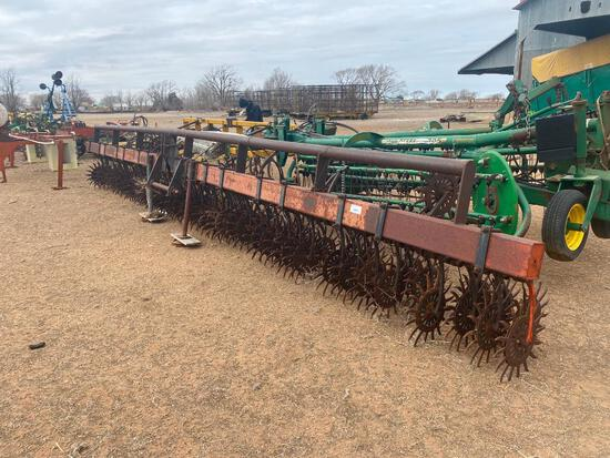 3 Pt Hitch 28 Ft Rotary Hoe