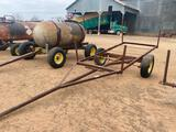 Shop Made Pipe Trailer
