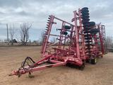 SUNFLOWER 6332 26? FINISH PLOW W/ HYD. FRONT DISCS