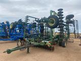 Pull Behind Disc Cultivator with Harrow