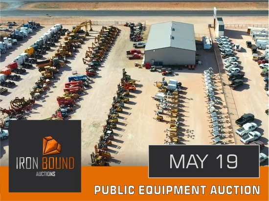 Day 1 May 2021 Public Equipment Auction