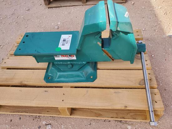 Unused bench Table Vice