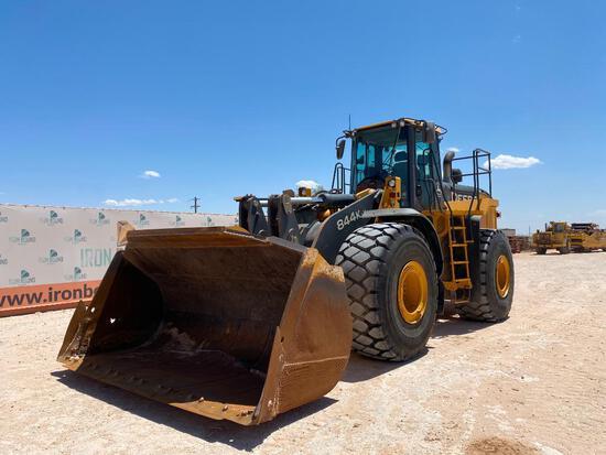 2013 John Deere 844K ll Wheel Loader