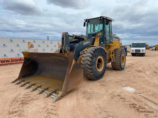 John Deere 644J Wheel Loader