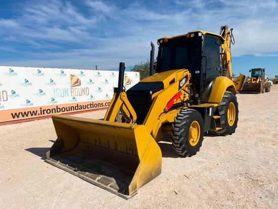 2016 Cat 420F2 Backhoe Loader