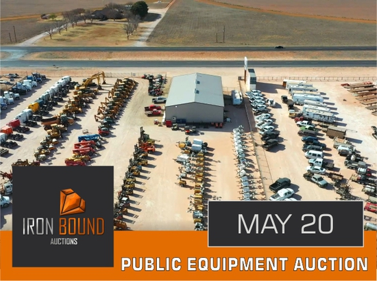 Day 2 May 2021 Public Equipment Auction