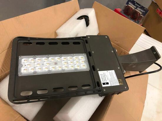 LED Pole Mounting Fixture Parking Lot Light