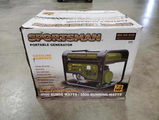 Sportsman Portable Generator