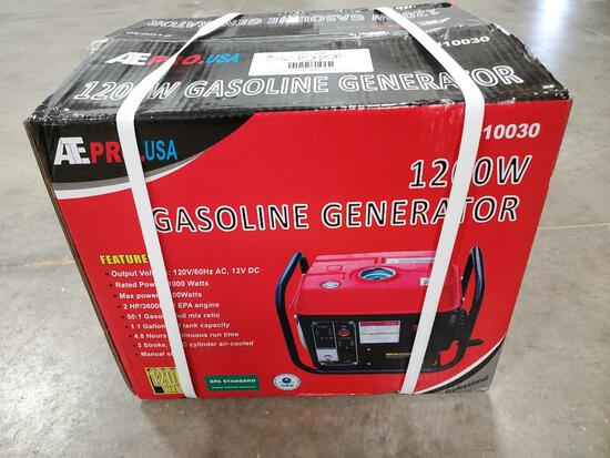 1200Watt Gasoline Generator