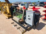 John Deere 6 Cyl Engine with 50 Kw Generator