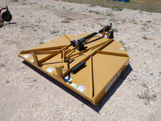 Unused 6Ft 3 PT Tarter Rotary Mower