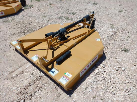 Unused 5Ft 3 PT Tarter Rotary Mower