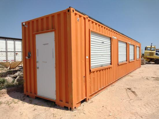 40 Ft Container Fire Work Stand