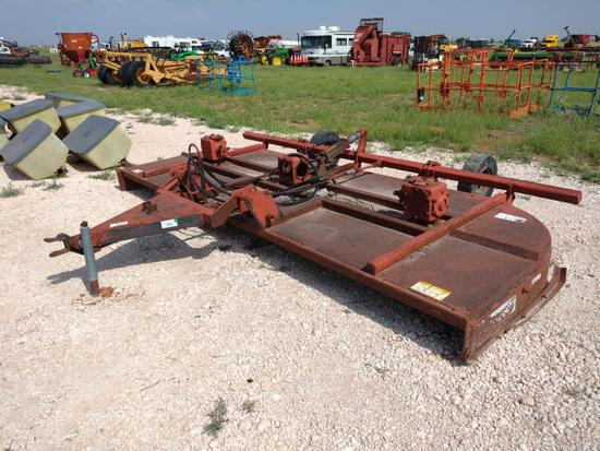 Pull Behind 14 Ft Rotary Cutter