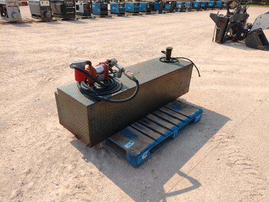 Transfer Fuel Tank with Pump