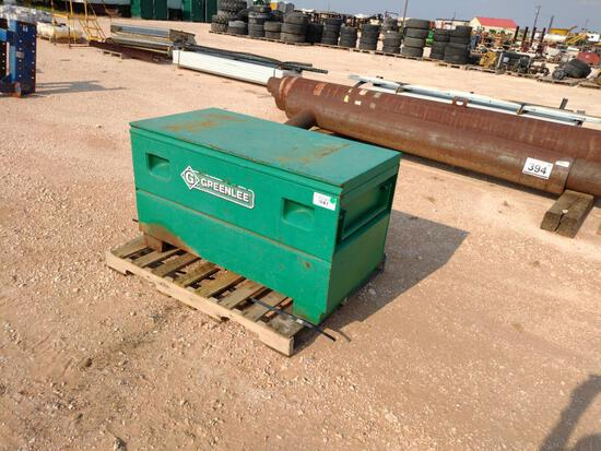 Greenlee Job Storage/Tool Box
