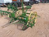 Antique John Deere 2 Row Planter