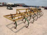21Ft Triple Bar 3 Point Sweep Cultivator