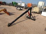3 Pt Hitch Hydraulic Crane Boom