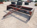 Pull Type 12ft Box Blade
