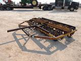 10FT Pull Behind Double Crow Foot Plow Packer