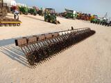 28Ft 3 Point Rotary Hoe