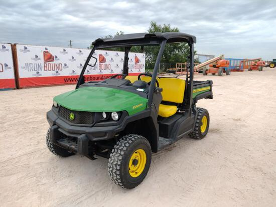 2020 John Deere XUV835E Gator