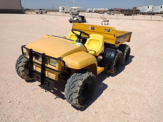 John Deere 6 Wheel Gator