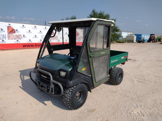 Kawasaki 3000 Mule
