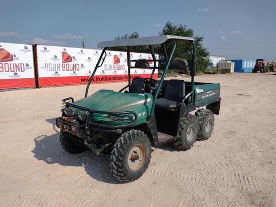Polaris Ranger 6x6 UTV