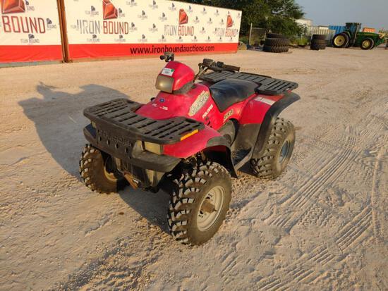 Polaris 500 Sportsman 4X4 4 Wheeler