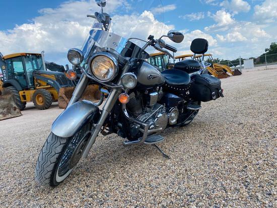 2006 Yamaha Road Star Motorcycle
