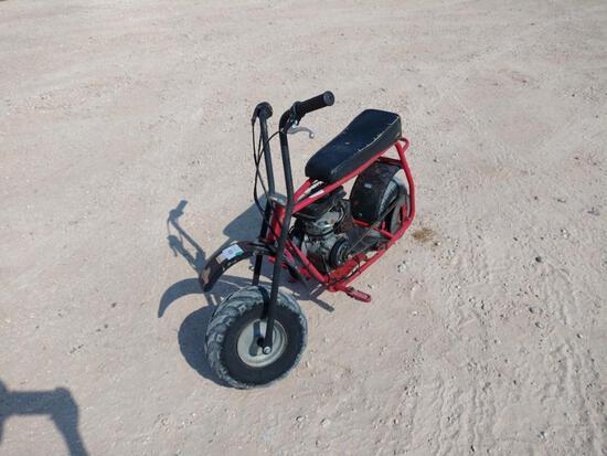 Baja Viper Mini Bike