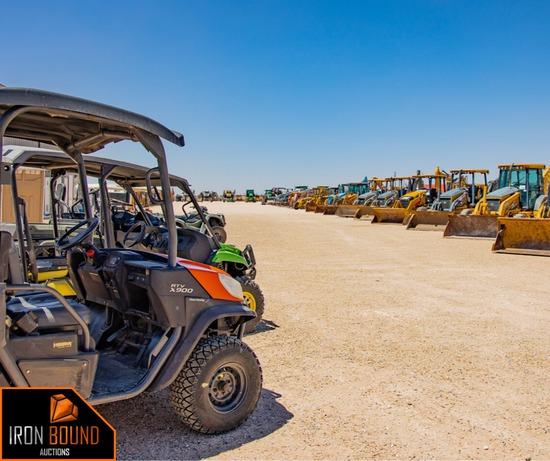 Day 1 Sept 2021 Public Equipment Auction