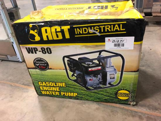 Unused SGT Industrial Water Pump