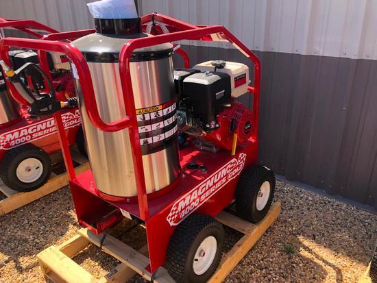 Magnum 4,000 Hot Water Pressure Washer
