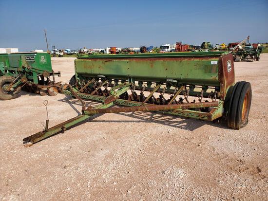 John Deere 8000 14 Ft Seed Drill