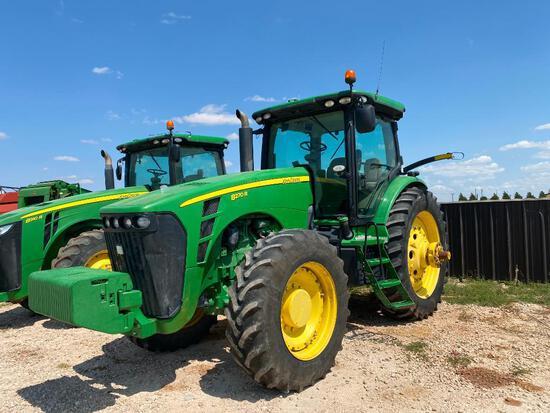 John Deere 8270R MFWD Tractor