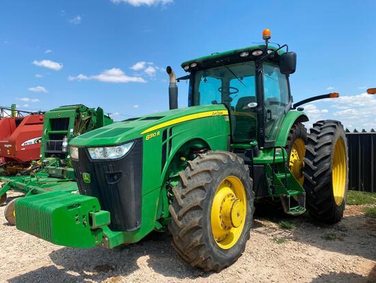 John Deere 8310R MFWD Tractor