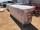 Unused Steelman 10ft Work Bench with 15 Drawers and 2 Cabinets