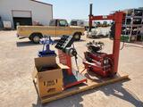 Coats Rim Clamp 5040E Tire Changer/Tire Repair Center/Air Tank/Snap-on balancing machine