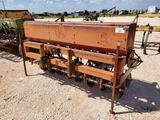 6FT 3 Pt Hitch Seed Drill