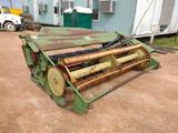 John Deere 1209 haybine windrower