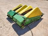 (2) Cotton Stripper Row units