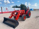 Kioti DK4210se Tractor